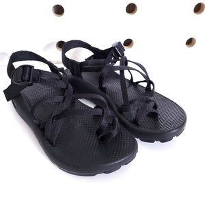 Chaco Vibram Z X2 Outdoor Sandals Black Hiking